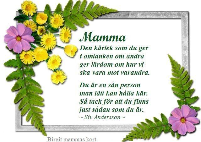 grattiskort till mamma