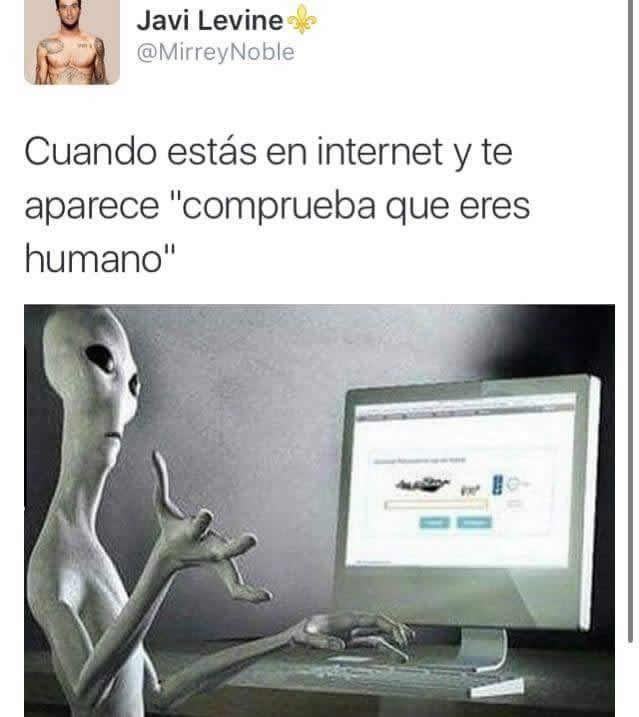 ★★★★★ Imagenes con humor: Humano u ovni? I➨…