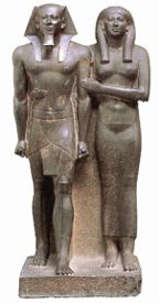 Menkaure and His Queen: 1. Discovery