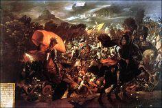 1531--1534- Pizarro verslaat de Inca's-