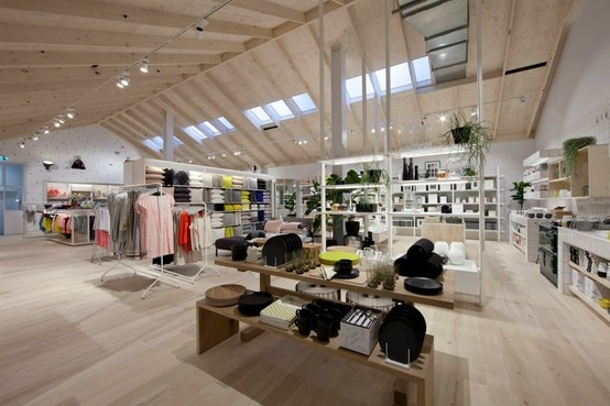 Royal Oak Floors have supplied Hornbeam timber flooring for the new Country Road store in Highpoint Melbourne.  www.royaloakfloors.com.au