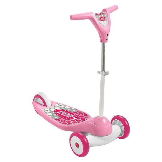 Radio Flyer® Grow With Me My 1st Scooter Sparkle : Target