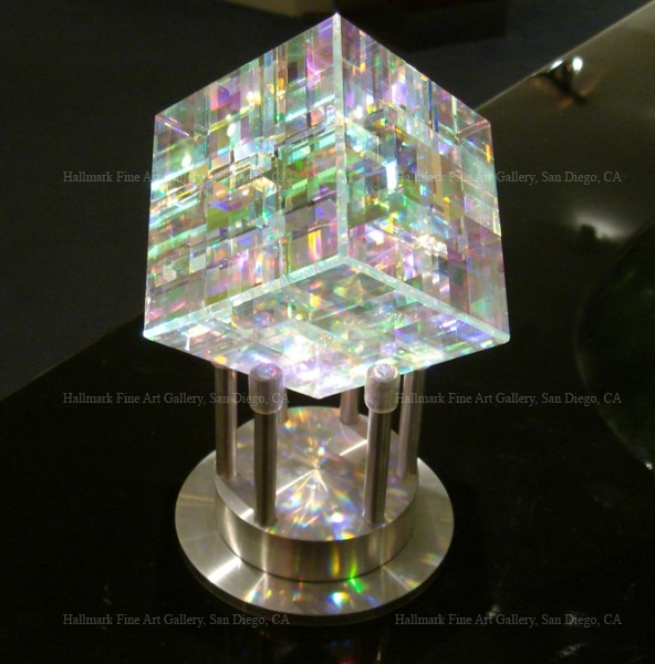 Jack Storms Amazing Glass Cube