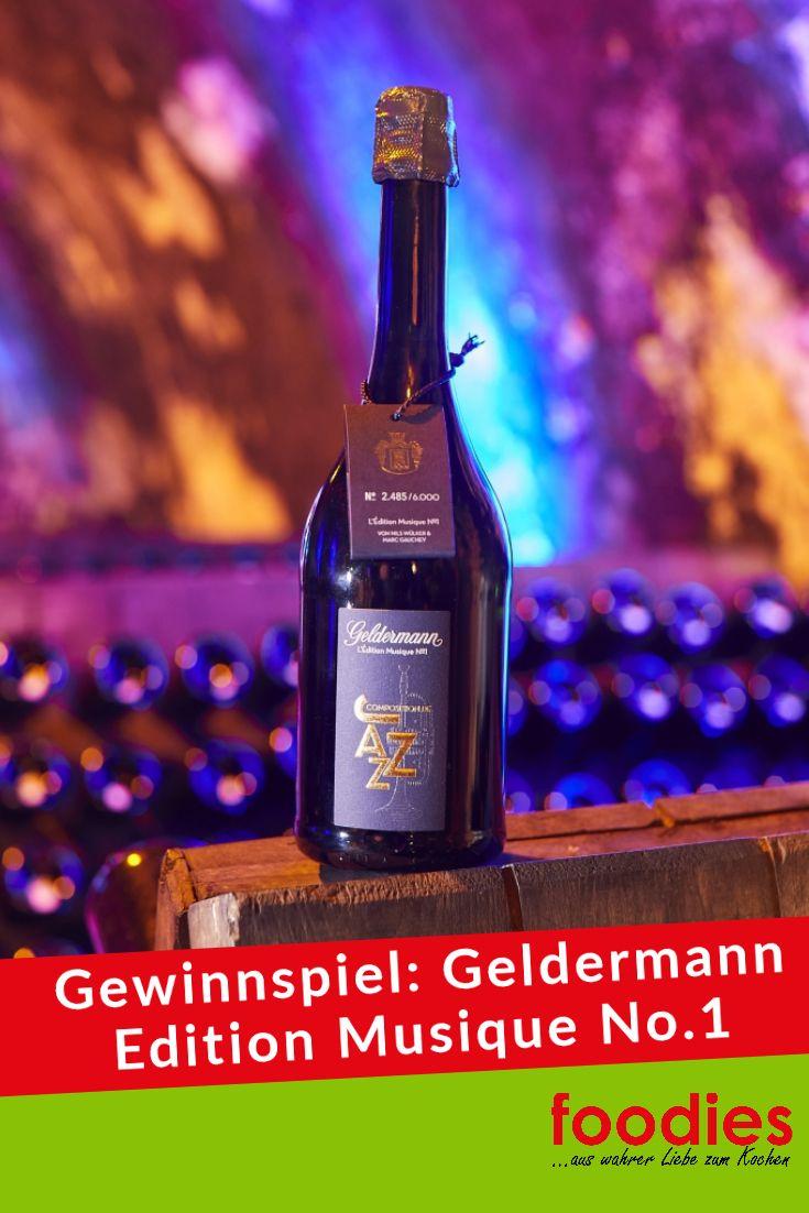 Gewinnen Sie Jetzt Eine Von 10 Flaschen Der Streng Limitierten Edition Musique No 1 Fur Ein Ganz Besonderes Sekterlebnis
