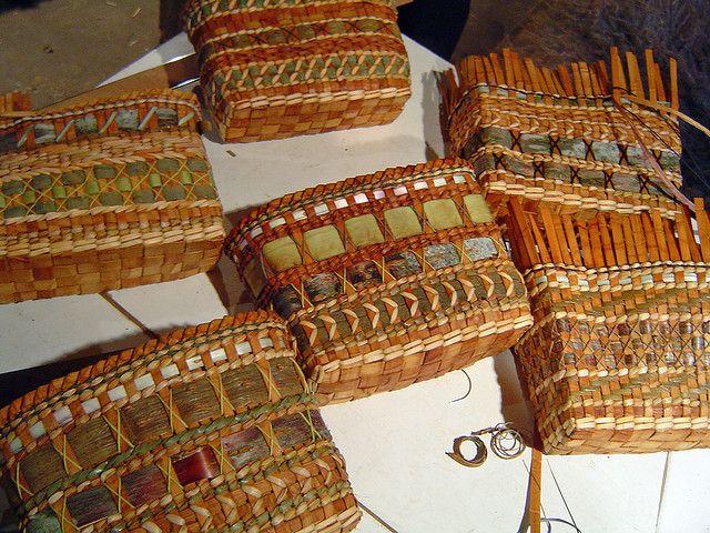 Basket Weaving Fiber : Best images about fiber arts on