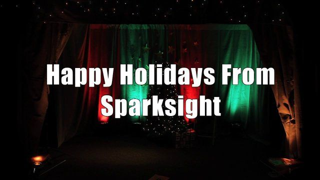 Sparksight Holiday Video 2012 - Thank You Everyone for a Great Year! by Sparksight.
