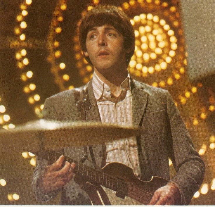 16 June 1966, Top of the Pops rehearsal.