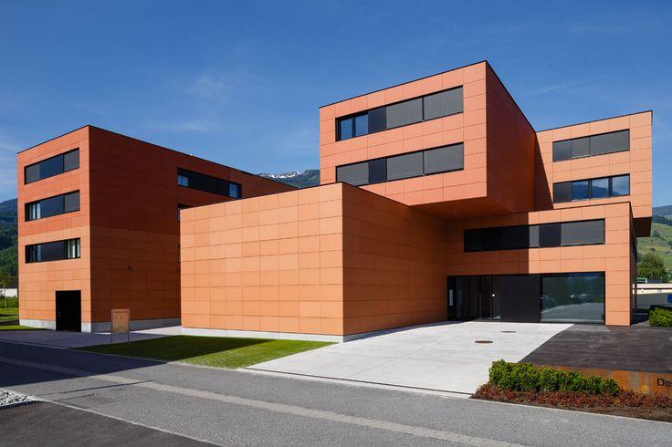 SECLI Weinwelt in Buchs SG   Architekturbüro Carlos Martinez