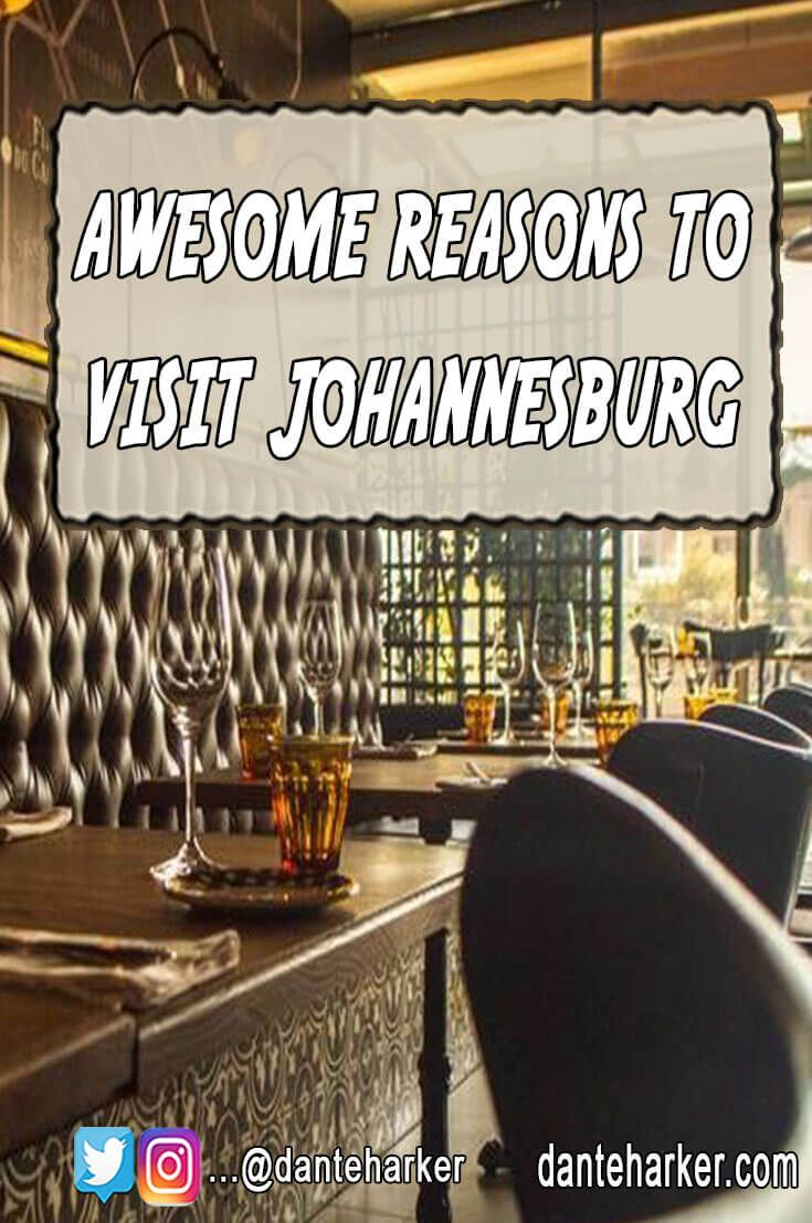 Johannesburg might be less famous than Cape Town, but it has a LOT going for it! Here, we gathered some awesome reasons to visit Johannesburg.