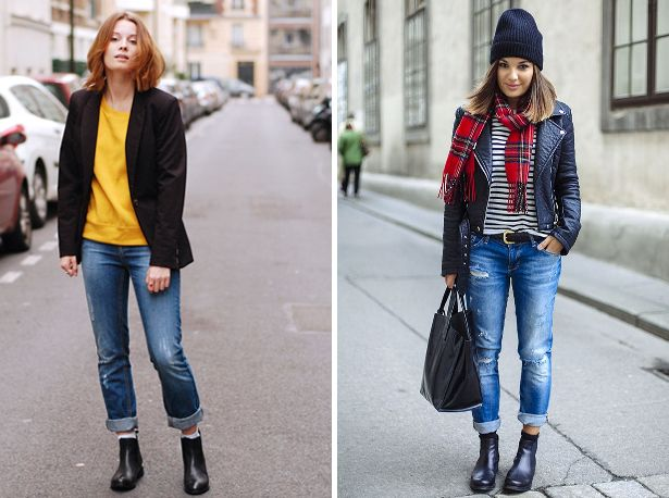 Top 25  best Ankle boots with jeans ideas on Pinterest | Office ...