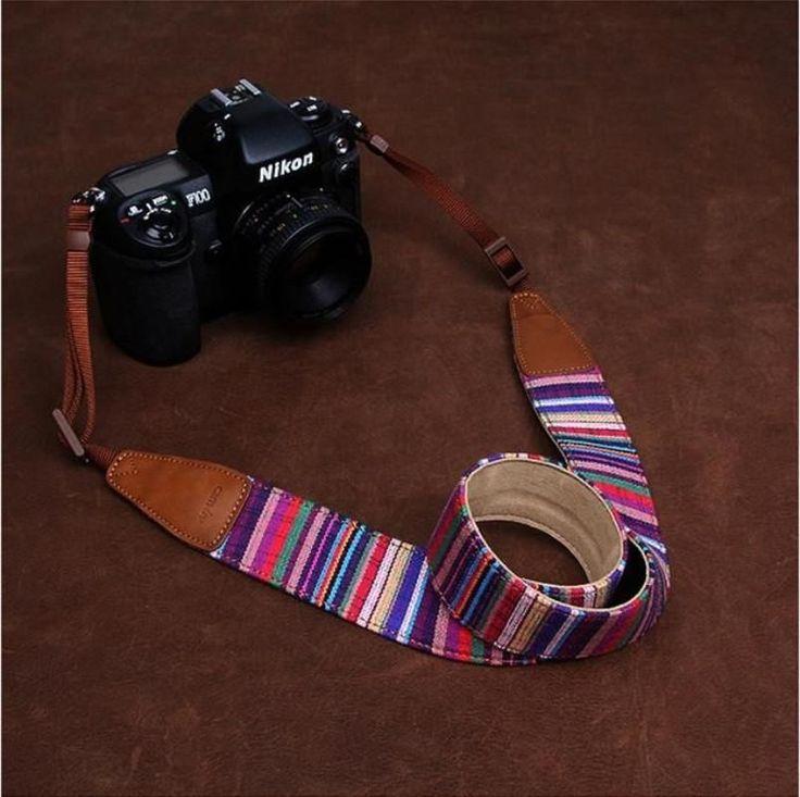 Bohemian Series SLR/DSLR Camera Strap 7210