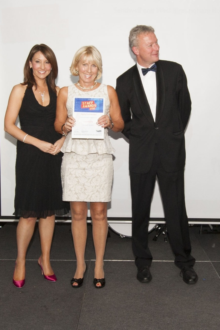 #SWBHawards Sue Smith - highly commended for the lifetime achievement award