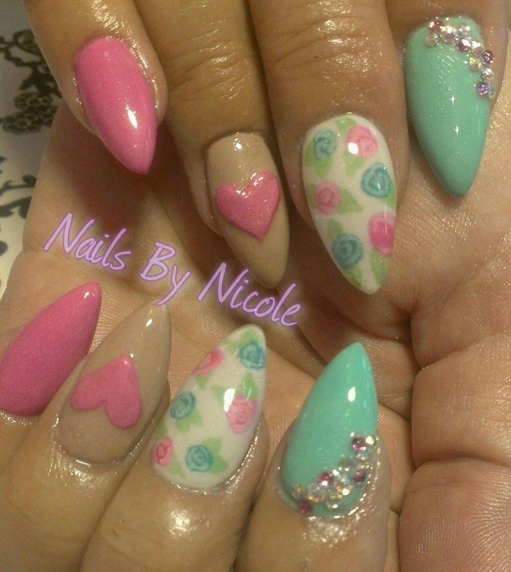 Nails by Nicole in Albuquerque New Mexico | Nails, Animal