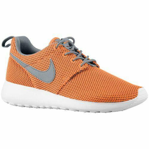 $59.99 Selected Style: Total Orange/White/Cool Grey/Cool Grey Product #. Nike  Roshe RunLimeBoysOrangeGreySchoolsBaby BoysMindful GrayChildren