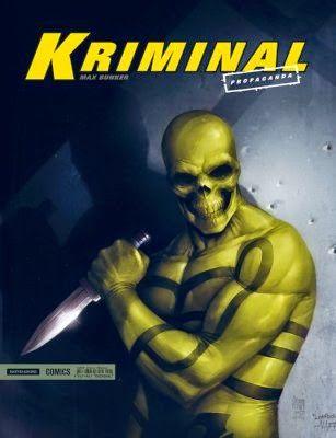 """Comic-Soon: KRIMINAL, IL """"RE DEL DELITTO"""" TORNA CON UNA NUOVA ..."""