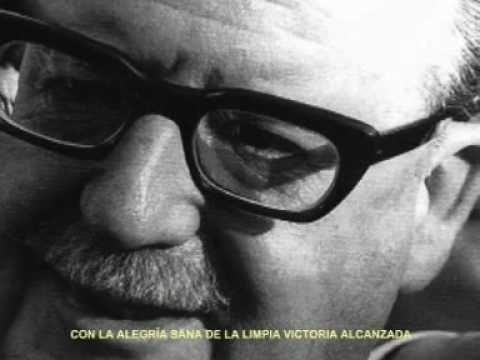 Visión sintética del gobierno socialista encabezado por Salvador Allende.  Posibilita conocer medidas y sucesos en los 3 años de gobierno de la UP. #socialismo #Allende