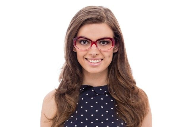 IT Oval Eyeglasses for Women - Vint & York
