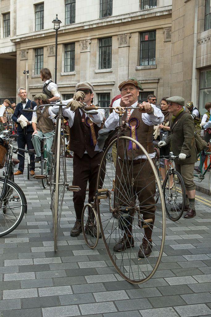 The Tweed Run - London 2014