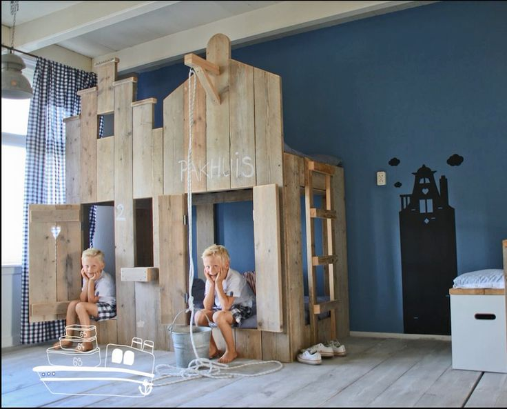 Senger : Plankehuset - køyeseng - hytteseng