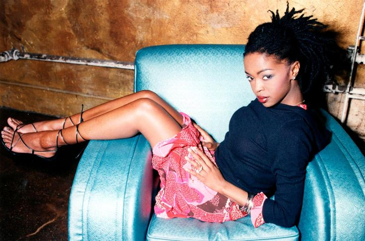 Lauryn Hill - Lyrical genius, talented and beautiful, young and in her prime (old pic)