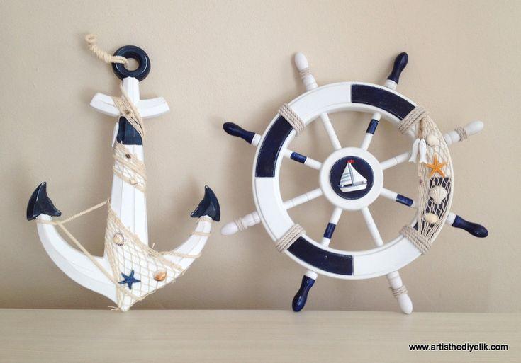 AHŞAP DÜMEN   Denizci Ürünleri