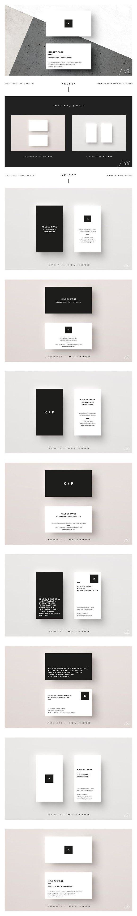 681 besten Business Cards Inspiration Bilder auf Pinterest
