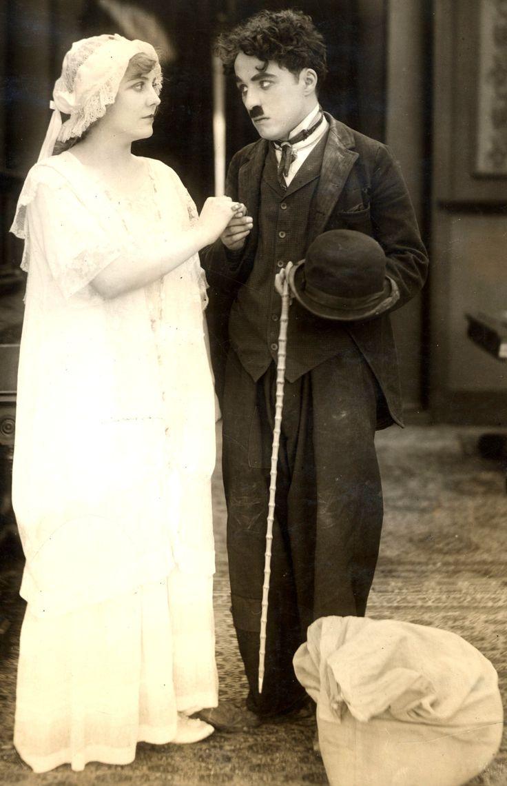"Charlie Chaplin & Edna Purviance - ""Police"" (1916) Essanay"
