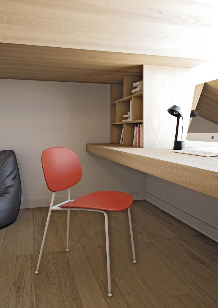 TONDINA POP chair. Design by Favaretto & Partners for Infiniti #tondina #chair #office #infiniti #furniture