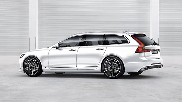 Volvo nieuws: Heico pakt Volvo S90 aan - Gocar.be