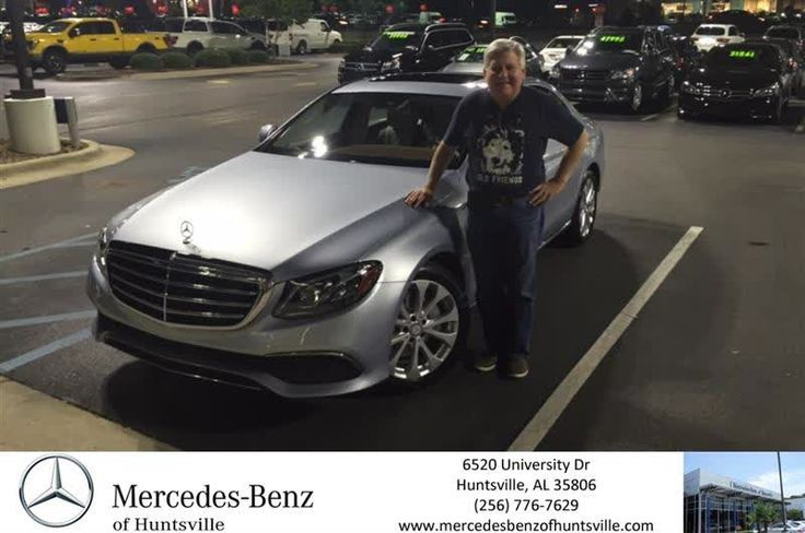 Congratulations Ricky on your #Mercedes-Benz #E-Class from Greg Melbo at Mercedes-Benz of Huntsville!  https://deliverymaxx.com/DealerReviews.aspx?DealerCode=TSTE  #Mercedes-BenzofHuntsville