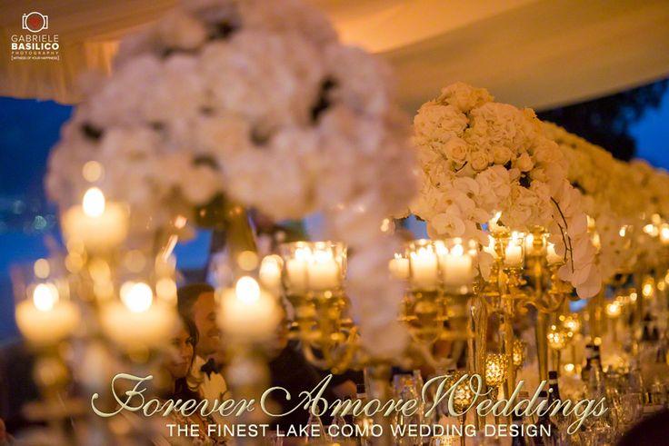 Lake Como wedding at romantic Villa   La Corte del Lago. Somptuous imperial table. Event by ForeverAmoreWeddings picture by Gabriele Basilico #elegantlakecomowedding #foreverlovelakecomo #foreveramoreweddings
