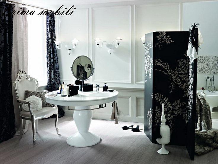 Итальянская ванная комната Vanity купить в Москве в Prima mobili