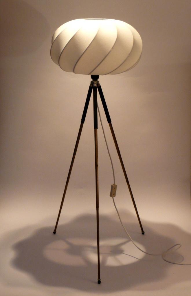 Tripod Lamp Unusual Lamps Floor Lamp Lamp