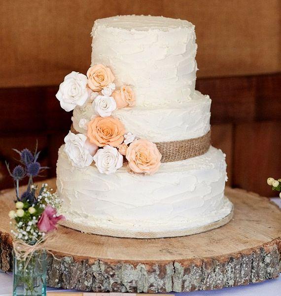 torte nuziali autunnali matrimonio romantico