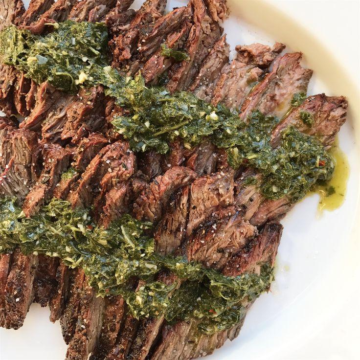 Brazilian Steak Marinade