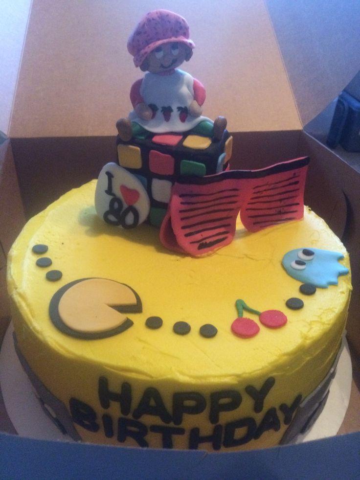 Tansy Cakes