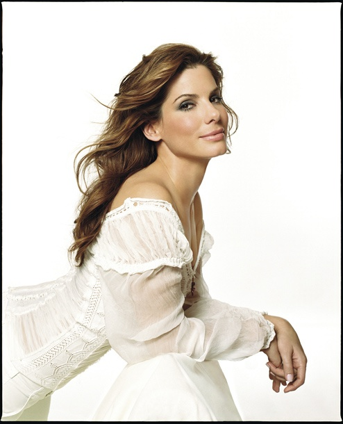 Sandra Bullock  So amazing