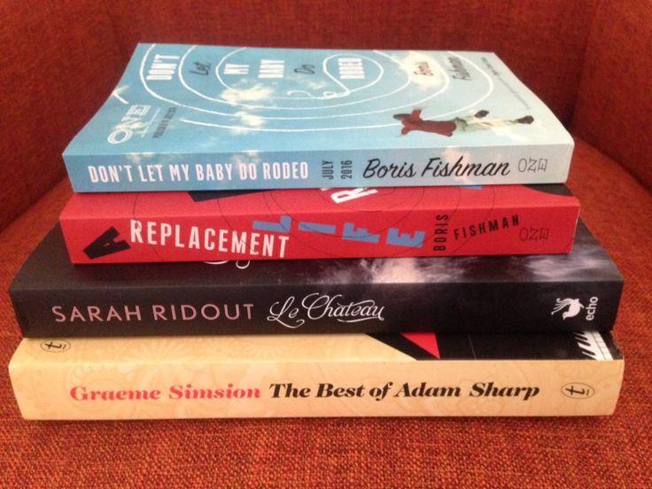 Booklover Mailbox - Graeme Simsion, Sarah Ridout, Boris Fishman
