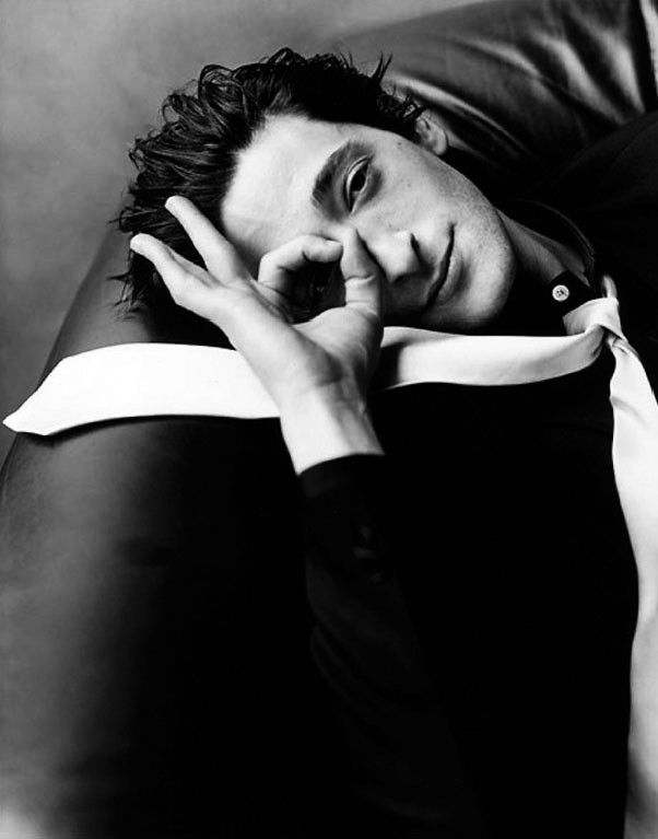 Adrien Brody photographed by André Rau, c.2002.