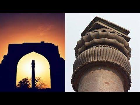 Strange mystery of the Iron Pillar Of Delhi