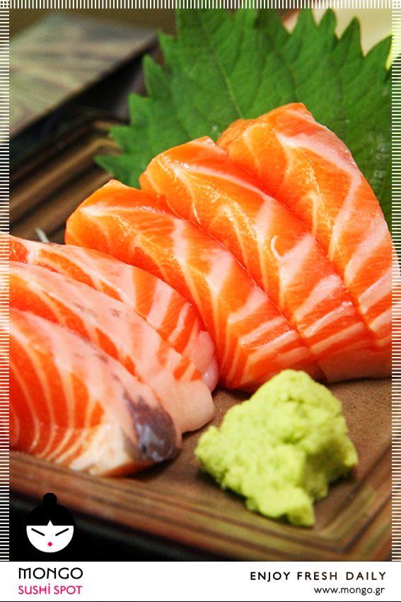 MongoSushiSpot με Sashimi Σολωμού Tα ω-3 λιπαρά οξέα είναι γνωστά για τις ποικίλες ευεργετικές τους ιδιότητες: •Eμποδίζουν το σχηματισμό πλάκας στα αγγεία και συμβάλλουν στη διατήρηση υγιούς καρδιάς και καλού μεταβολισμού. •Bοηθούν στην καταπολέμηση ασθενειών, όπως η αρθρίτιδα. •Aνακουφίζουν από την ψωρίαση. •Bοηθούν στη μείωση της αρτηριακής πίεσης. •Συμβάλλουν στη μείωση της πιθανότητας κατάθλιψης.