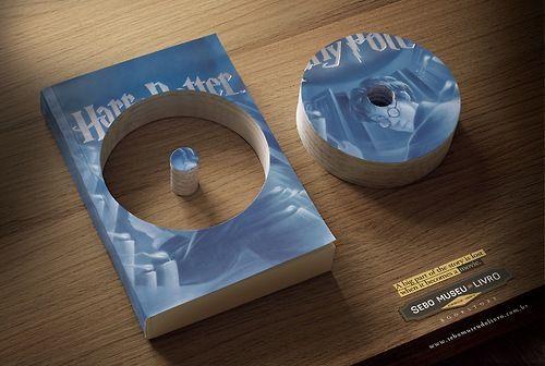 「Sebo museu do livro」による「映画化されると物語の大事な部分が抜け落ちる」