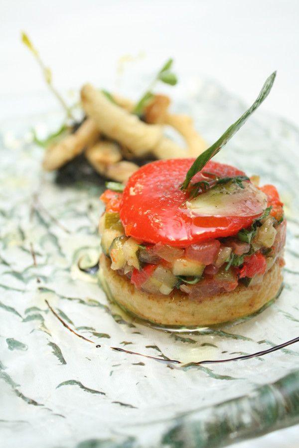 The food at Lyon - Mandarin Oriental @MO_JAKARTA