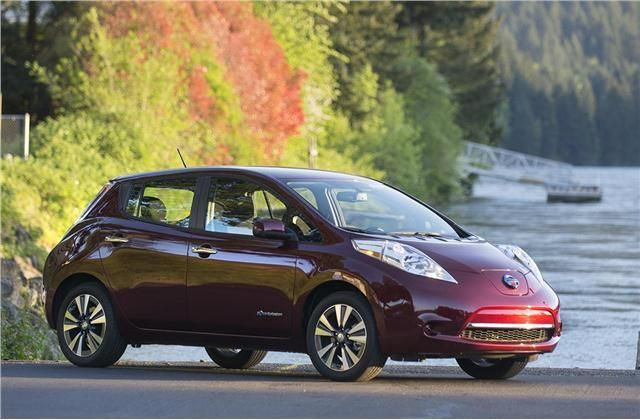 Nissan Leaf. Used for $6,000. Think lease vs buy