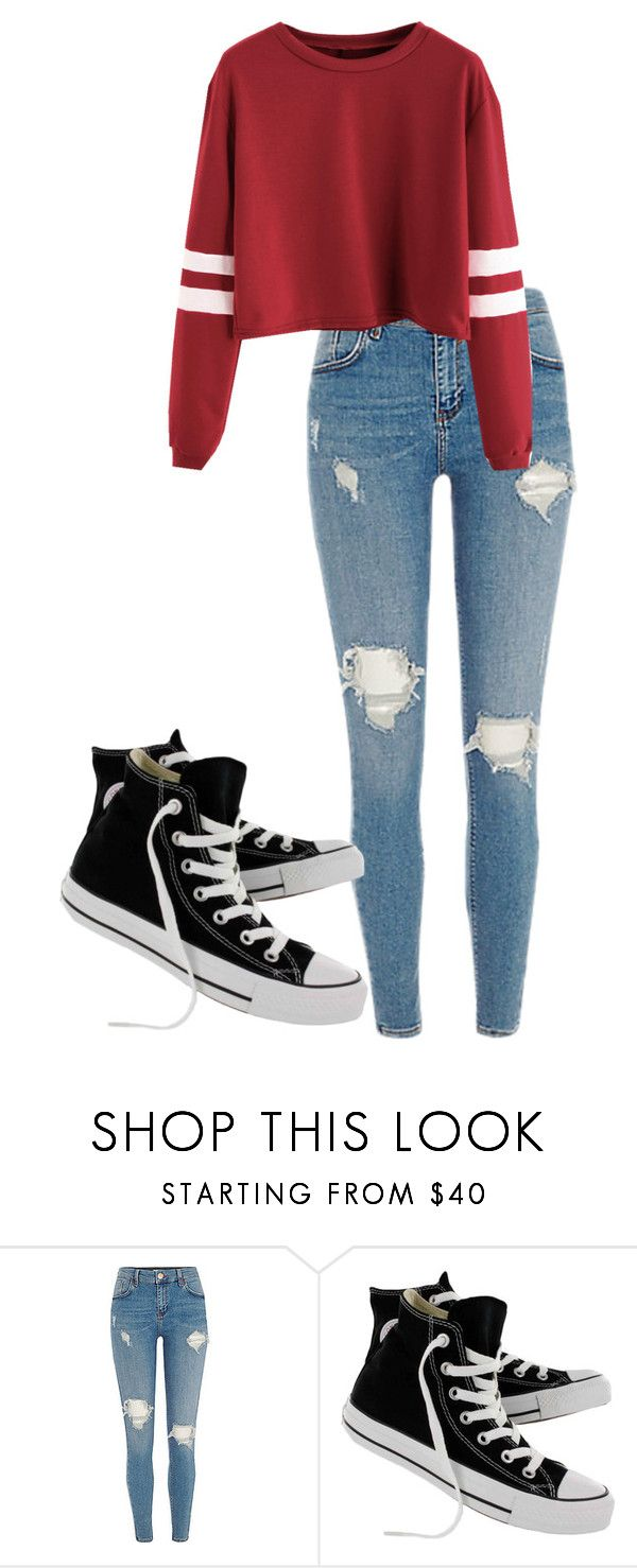 """""""Untitled #114"""" by kbwalrus on Polyvore featuring Converse"""