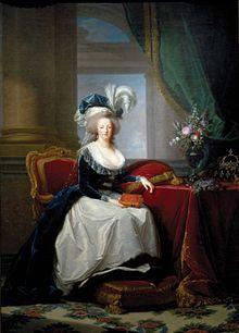 Maria Antonietta d'Asburgo-Lorena - Wikipedia