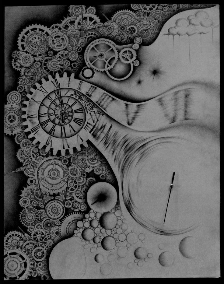 Time... by Spizou __Hamza Moussa