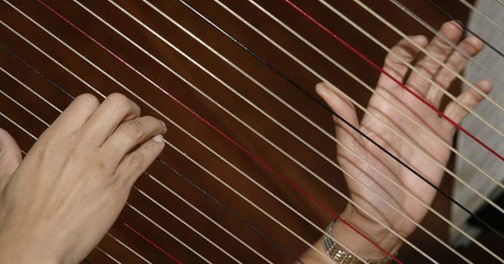 Cómo leer música de arpa. La música escrita para el arpa está escrita en el pentagrama, que abarca tanto los agudos y bajos claves, y utiliza un sistema de numeración para indicar los dedos que se van a utilizar para tocar notas específicas. Dado que sólo hay un pequeño porcentaje de canciones hechas para el arpa en las hojas música comercial, muchos tocadores de arpa ...