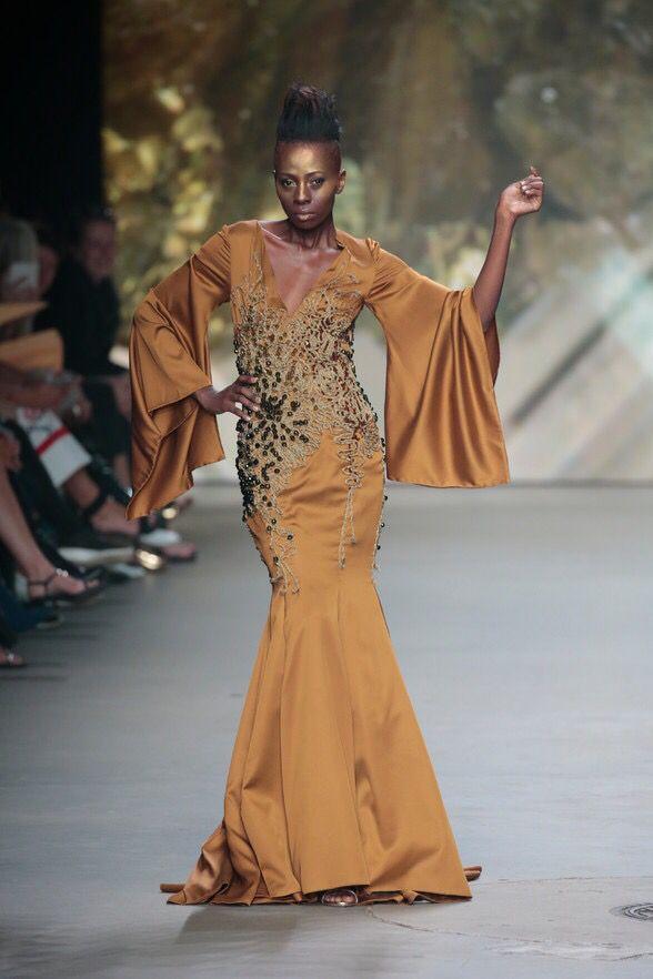 Monique Collignon Haute Couture Winter 2015