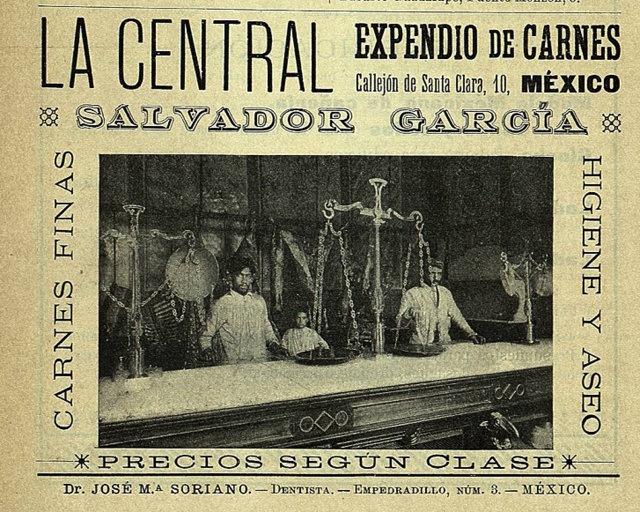 El Bable: 1890-1899: Anuncios de la República de México. Los curiosos directorios del pasado.